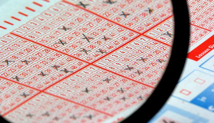 Lotto 6 aus 49 Spielschein