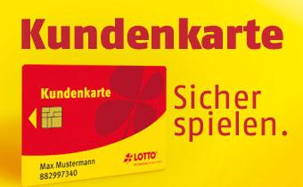 Lotto Mecklenburg-Vorpommern Kundenkarte